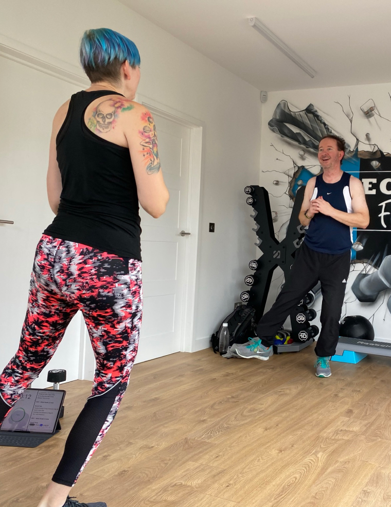 personal training one hour sessions london sidcup